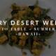 Farm to Table: Dry Desert Week
