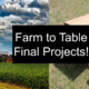 Farm to Table Student Meal Project