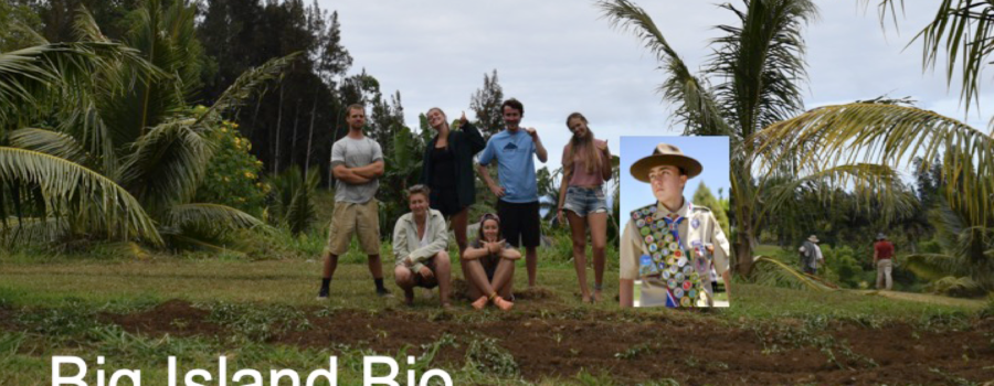 Big Island Farms Biology Project 2019